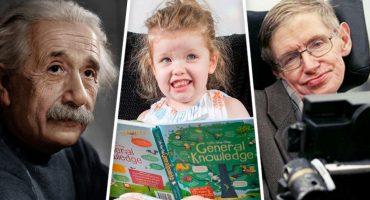 Esta niña obtuvo un coeficiente intelectual más alto que Einstein y Hawking