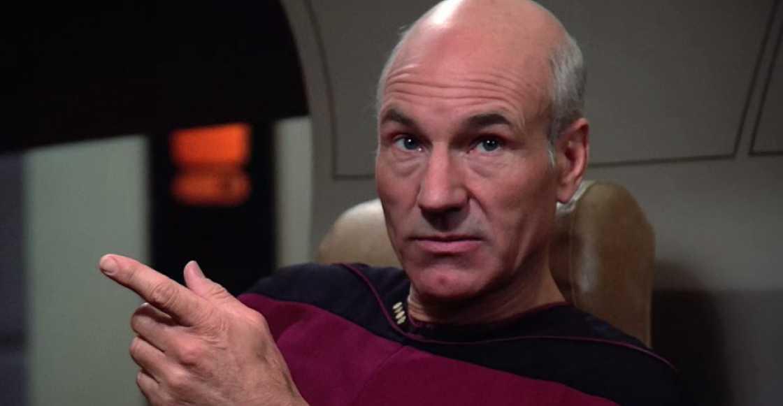 Yay! Patrick Stewart volverá a ser Jean-Luc Picard en una nueva serie de 'Star Trek'