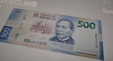 Ahora sí es oficial: Benito Juárez va en el nuevo billete de 500