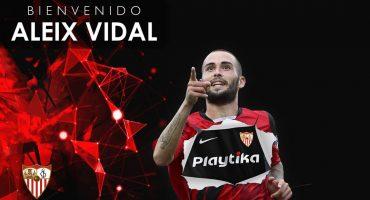 OFICIAL: Aleix Vidal deja al Barcelona y es nuevo fichaje del Sevilla