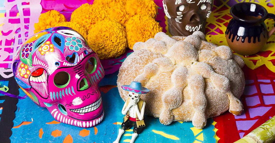 El Festival de Pan de Muerto y Calaverita se acerca! ¡Qué delicia!
