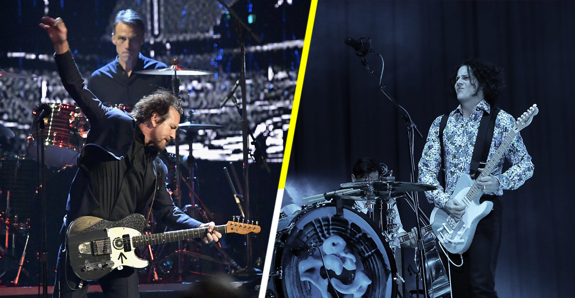 Michigan vs. Seattle: Jack White realizó un cover a la canción 'Daughter' de Pearl Jam