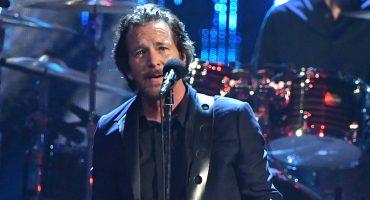 Pearl Jam anuncia concierto con un póster en el que