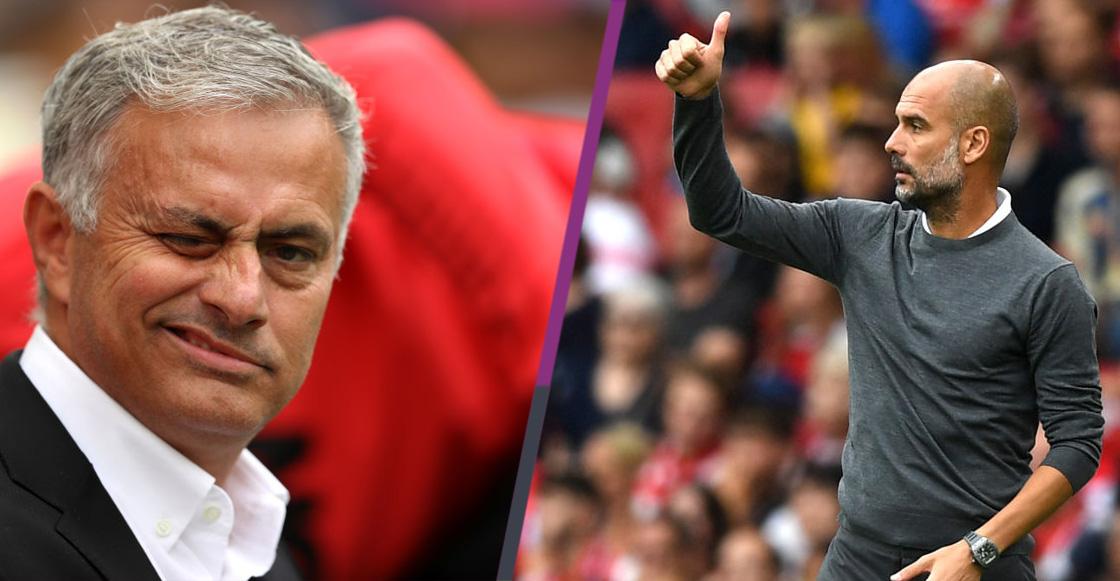 Pep Guardiola respondió a críticas de Mourinho por documental All or Nothing