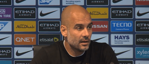 Pep Guardiola respondió a críticas de Mourinho por documental All or Nothing