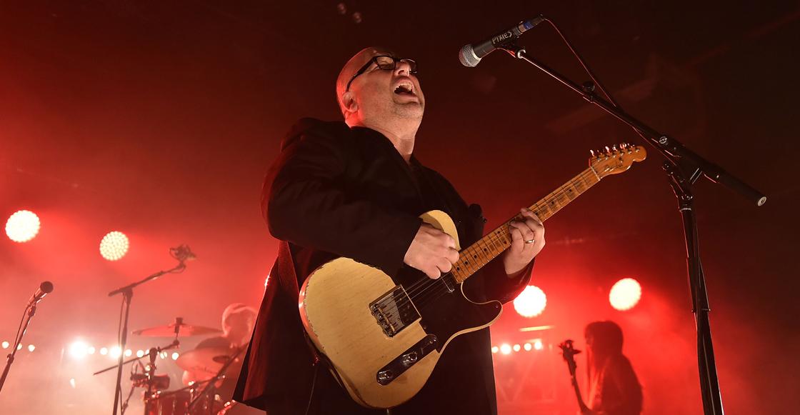 Pixies en México