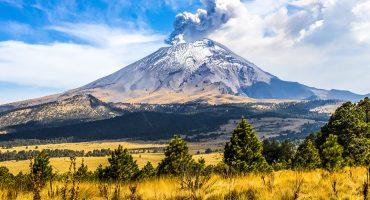 ¿Quieres bailar? Lánzate al Electronic Camping Festival al pie del Popocatépetl