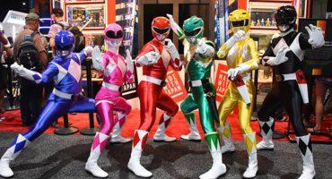 Fanáticos del mundo: Ya hay Día Nacional de los Power Rangers