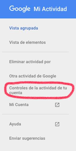 ¡Aguas! Google sabe en dónde estas aunque configures la privacidad