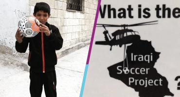 The Iraq Soccer Project: El proyecto para llevar futbol a zonas de guerra