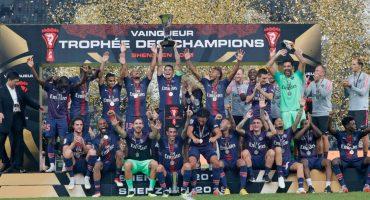 ¡Monarca absoluto! PSG es Campeón de la Supercopa de Francia goleando al Mónaco