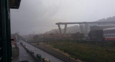 Arquitectos italianos ya habían avisado sobre el peligro del puente de Génova