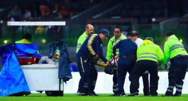 Pumas informó que Alejandro Arribas estará fuera