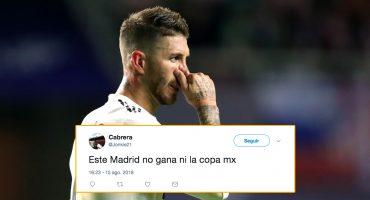 Acá las reacciones merengues más sad de la derrota del Madrid ante el Atleti