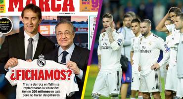 Real Madrid analiza gastar 300 millones de euros para un refuerzo bomba