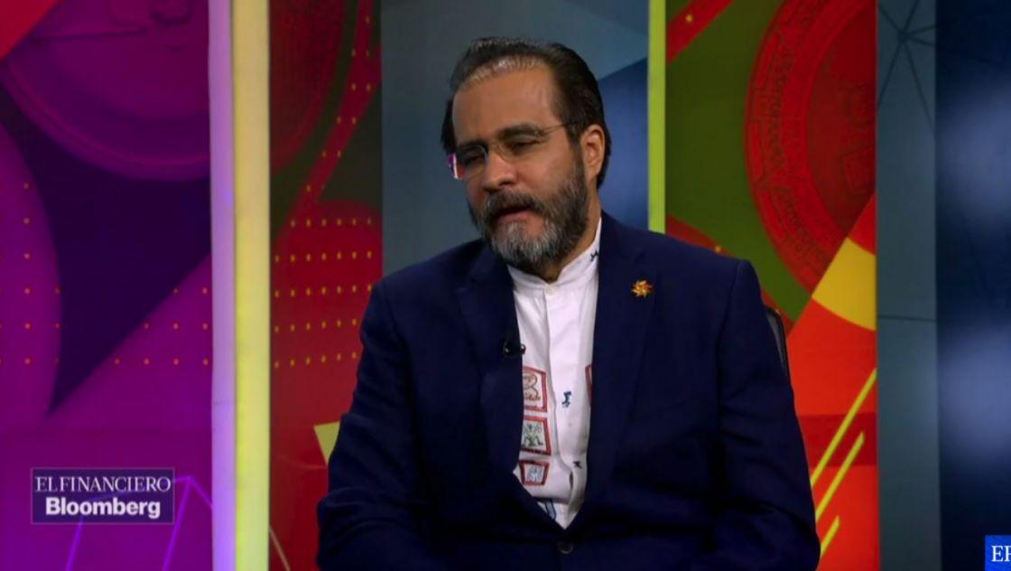 Rene Bejarano en entrevista con Risco