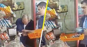 Empleado de Bimbo que robó mercancía ya fue despedido y entregado a las autoridades