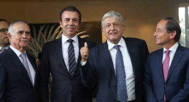 AMLO se reunió por segunda ocasión con el Consejo Mexicano de Negocios