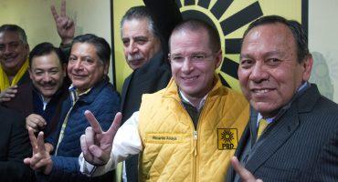 A toro pasado: El PRD dice que fue 'un fracaso' juntarse con Anaya