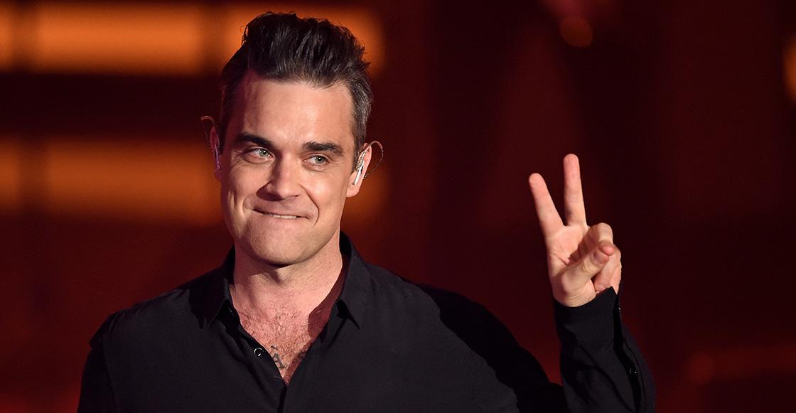 I don't wanna rock DJ! Robbie Williams ofrecerá un concierto en Guadalajara