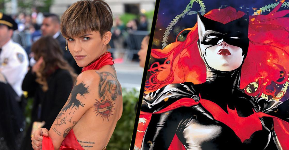 ¡Batman ya tiene competencia! Ruby Rose será la nueva Batwoman