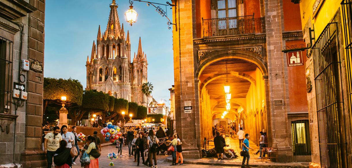 ¡San Miguel de Allende es elegida Capital Americana de la Cultura 2019!