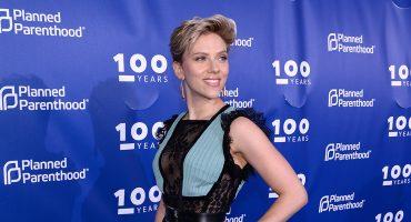 ¡Gracias, Avengers! Scarlett Johansson es la actriz mejor pagada de Hollywood