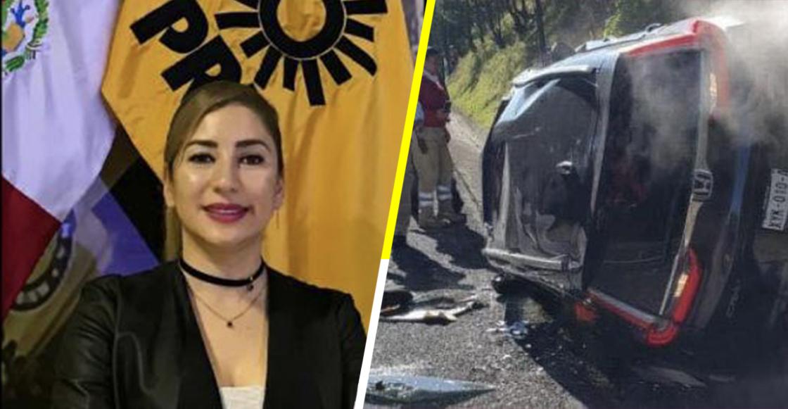Azucena Rodríguez, diputada federal electa, fue secuestrada en Hidalgo