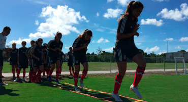¡Las reinas! Selección Mexicana Femenil Sub-15 derrotó a Haití en CGU15