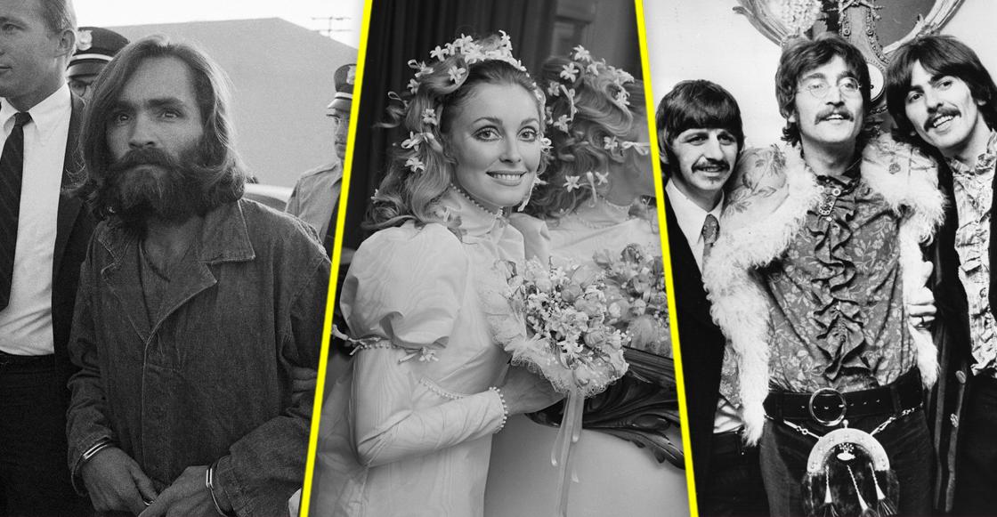 Y después de 49 años: El asesinato de Sharon Tate, Charles Manson y The Beatles