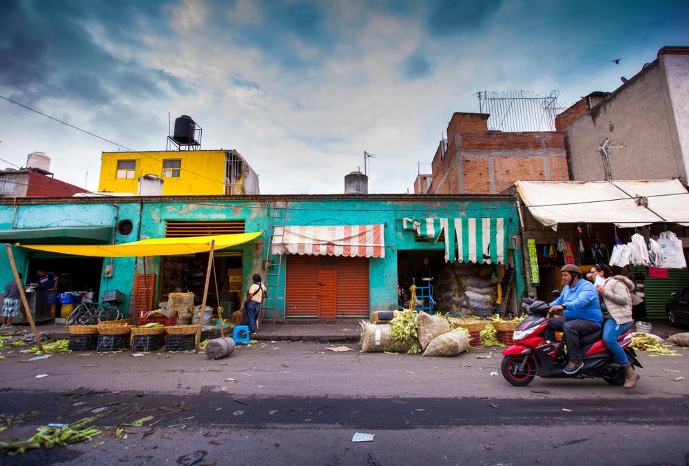desigualdad pobreza Peña NIeto