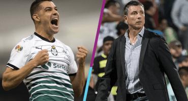 Alcoba: La razón de la salida de Robert Dante Siboldi de Santos