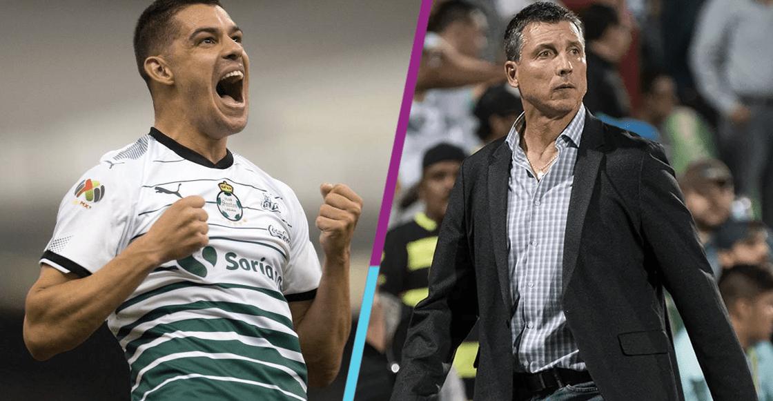 La posible razón de la salida de Robert Dante Siboldi de Santos