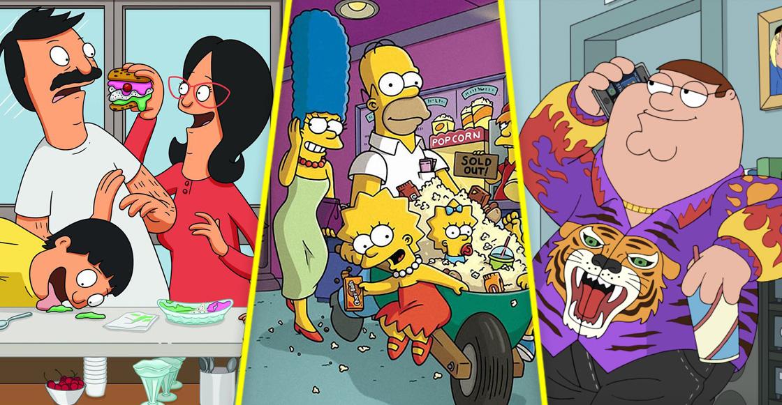 Puerco araña 2.0: Habrá nuevas películas de 'Los Simpson' y 'Family Guy'