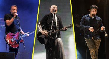 Peter Hook, Chino Moreno... Smashing Pumpkins celebra en GRANDE sus 30 años