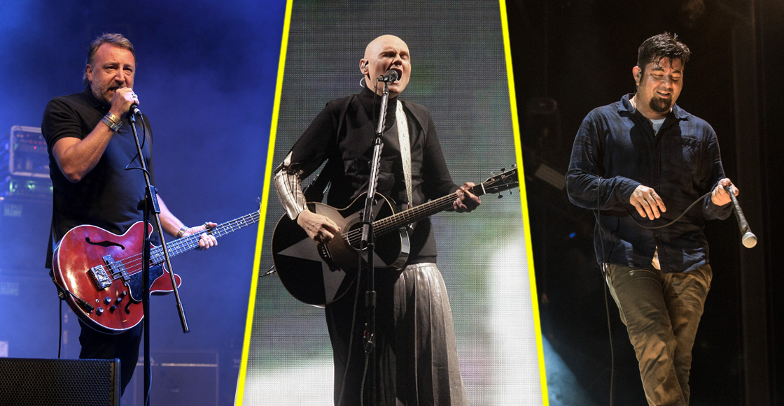 Smashing Pumpkins coverea a Joy Division y New Order junto a Peter Hook y varios invitados