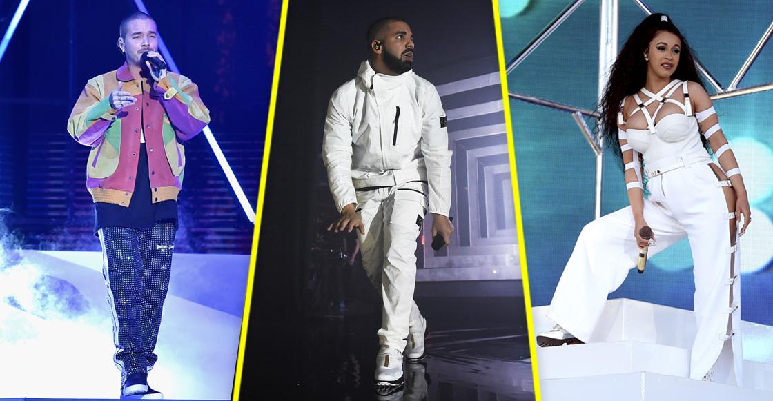 Drake tiene la canción más escuchada de Spotify