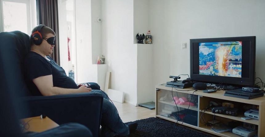 Sven, el Guerrero Ciego de Street Fighter