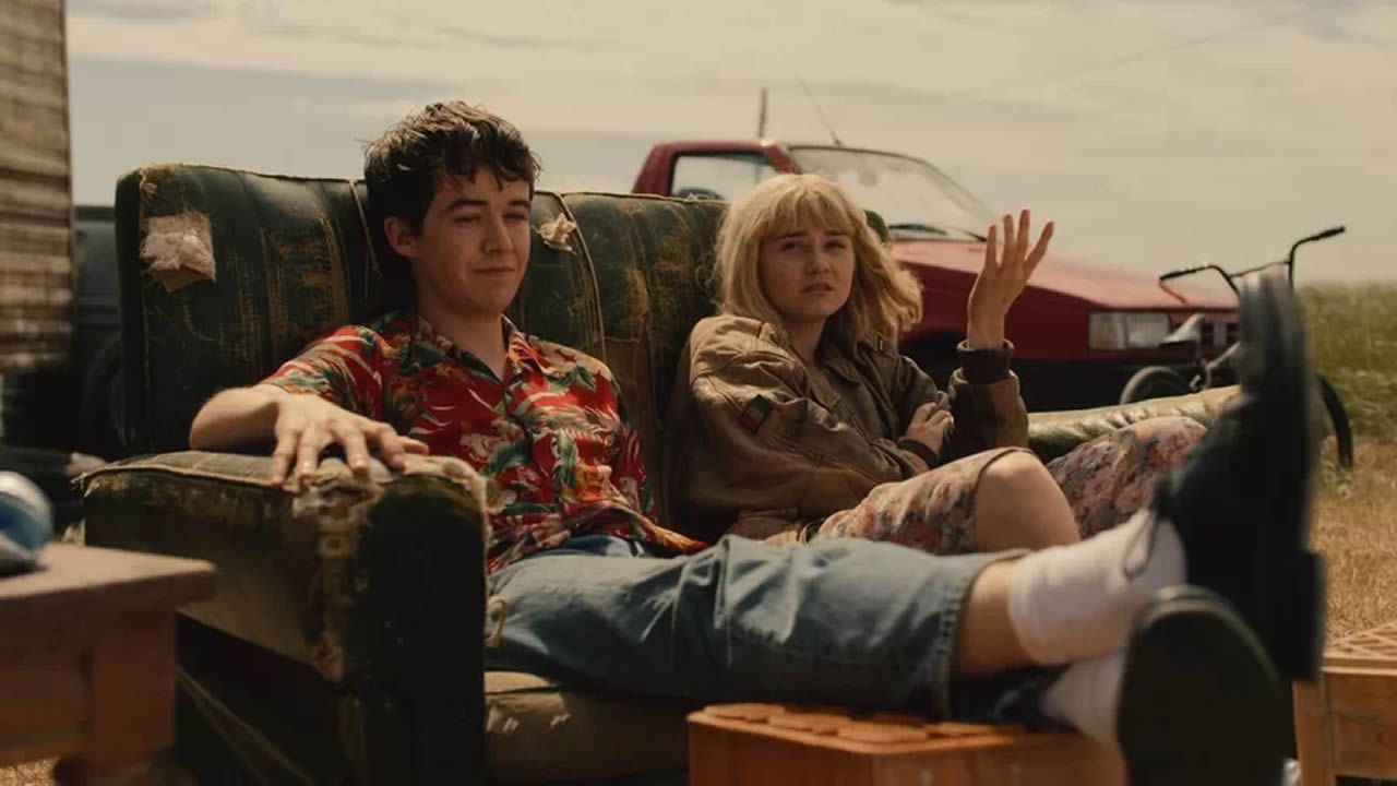The End of the F***ing World tendrá segunda temporada