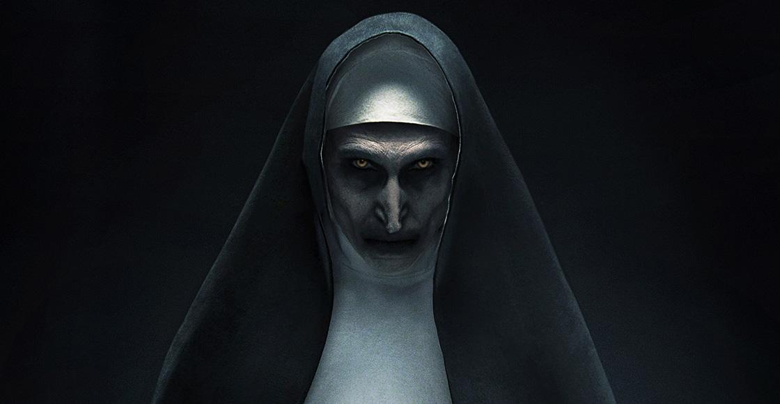 ¡Pos qué miedo! YouTube retira una video de 'La Monja' porque está muy feo