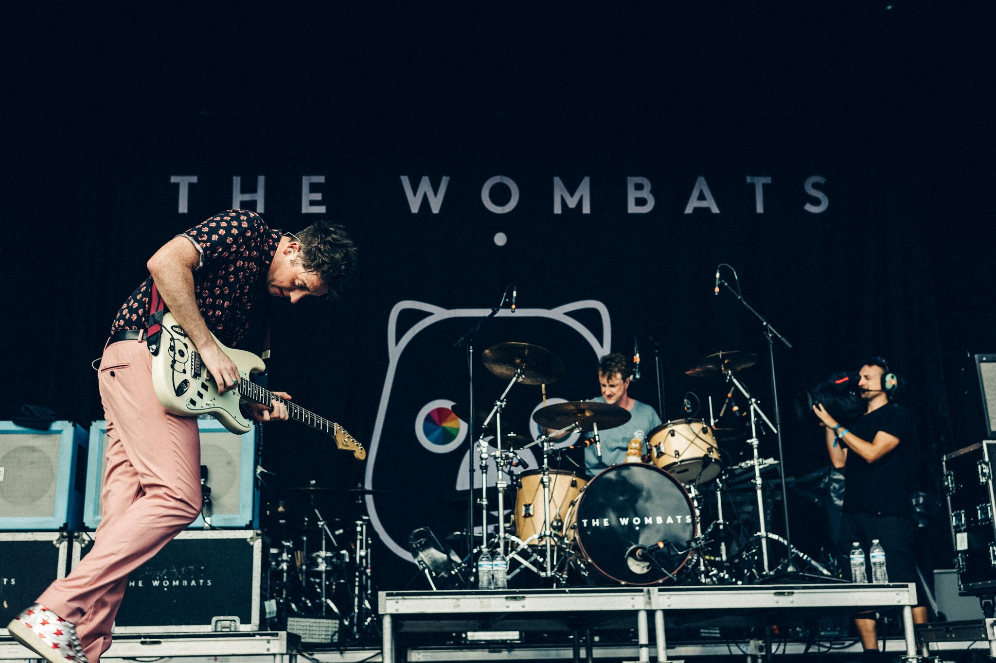 The Wombats en Lollapalooza