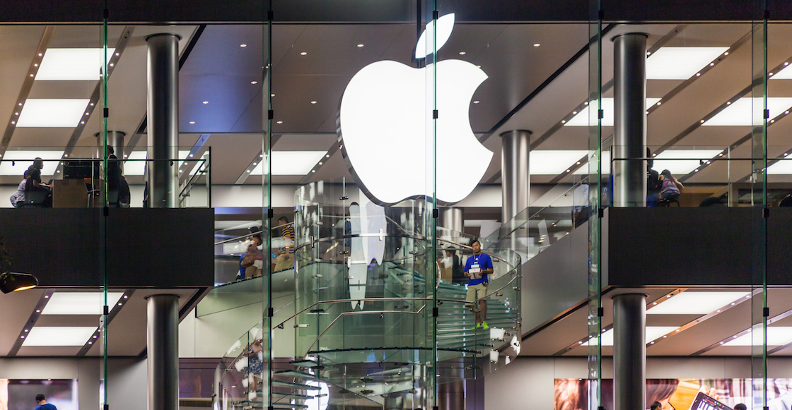 ¿Cuántos ceros? Apple Inc supera el billón de dólares en Wall Street