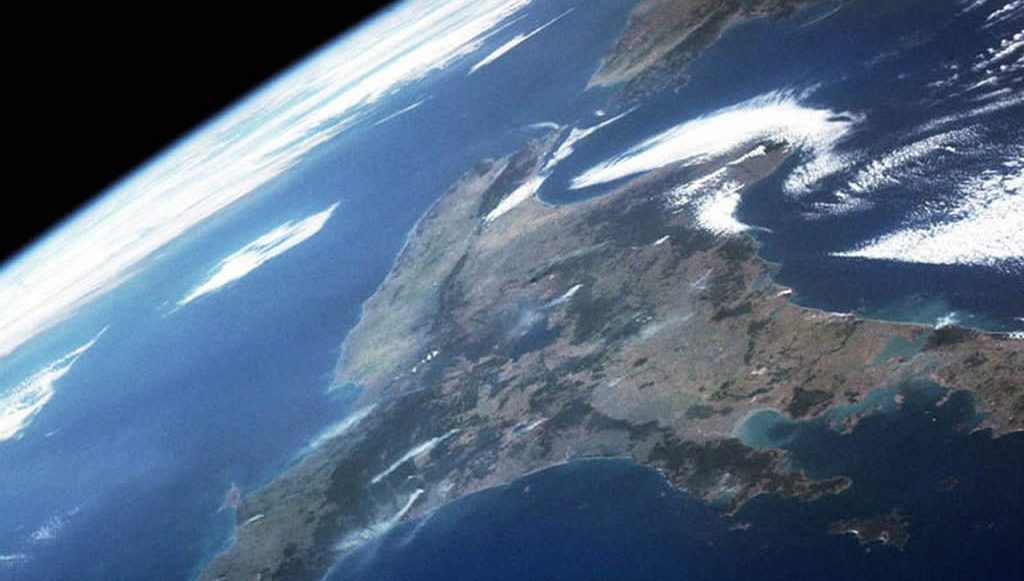 La mejor fotografía tomada de la Tierra en máxima definición