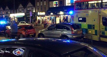 Al menos 3 lesionados por tiroteo en la estación Kingsbury High Road, Londres