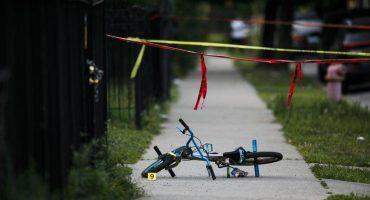 Cuatro muertos y cerca de 40 heridos por tiroteos en Chicago