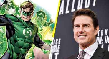Say what?! Tom Cruise podría estar en la lista para interpretar a 'Linterna Verde'