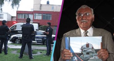 La Tota Carbajal relata cómo cuatro ladrones saquearon su casa