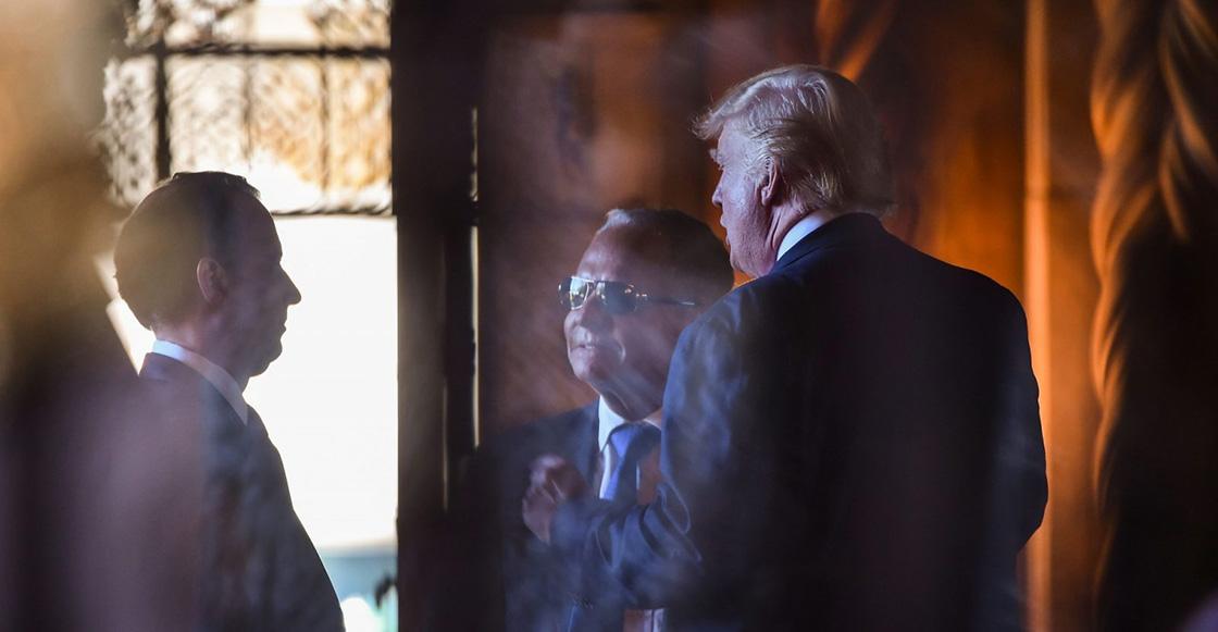 CEO Marvel y Donald Trump