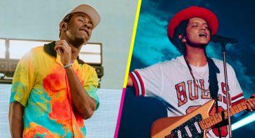 Lollapalooza día 2: Bruno 'Perfect' Mars; Tyler, The Creator, el futuro del rap