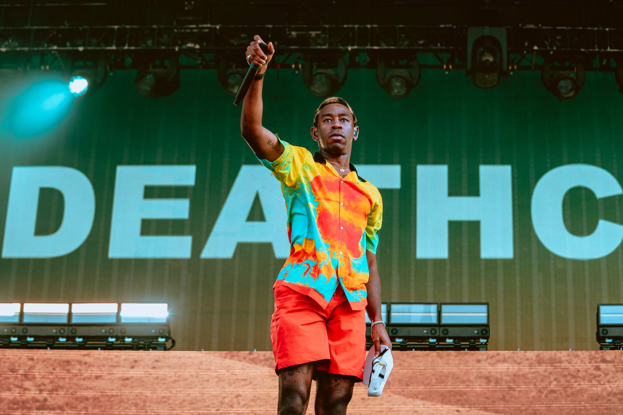 Tyler, The Creator en Lollapalooza